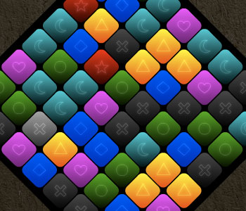 Screenshot of Qrossfire's symbols